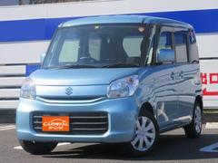 スペーシアG ID車両・社外Mナビ・ワンセグ・保証書付