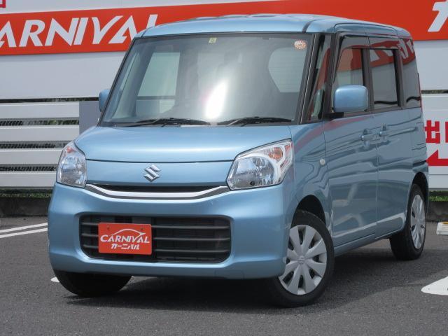 スズキ G ID車両・社外メモリーナビ・ワンセグ