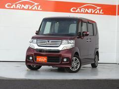 N BOXカスタムG・Aパッケージ 社外Mナビ ETC フルセグ 軽自動車