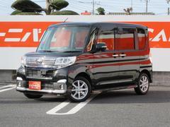 タントカスタムX 社外メモリーナビ ワンセグ 軽自動車