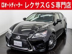GS 350 NEW黒革 HDD TVDVD HID バックカメラ