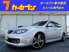 インプレッサWRX STI Aライン 本革電動シ−ト HDDナビ地デジ