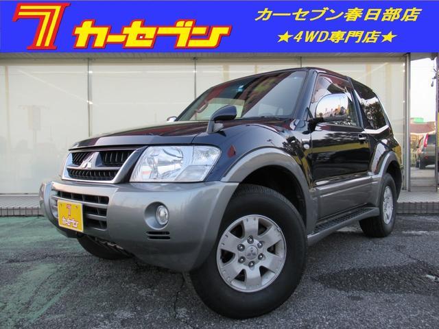三菱 ショート エクシード-I  社外SDナビフルセグサンルーフ