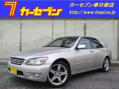アルテッツァAS200 Zエディション CD/MD 純正アルミ キーレス