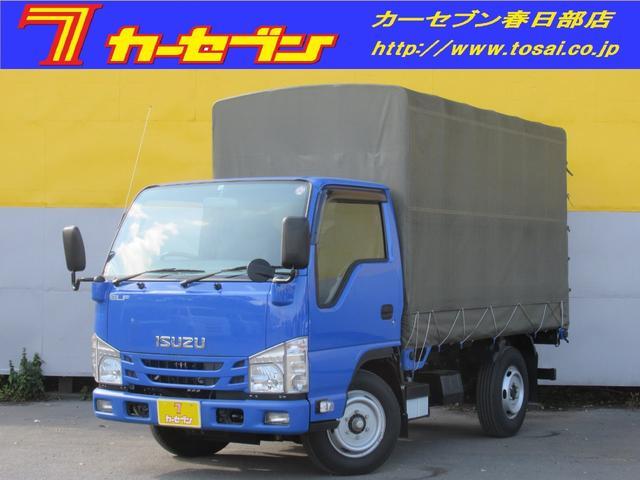いすゞ 高床 当社買取直販車 キーレス ディーゼル 5速マニュアル ETC