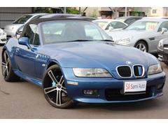 BMW Z3ロードスター2.0 保証1年 禁煙車 ディーラー車 右ハンドル