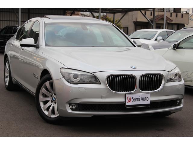 BMW 740iコンフォートプラスPKG ローン金利1、9%