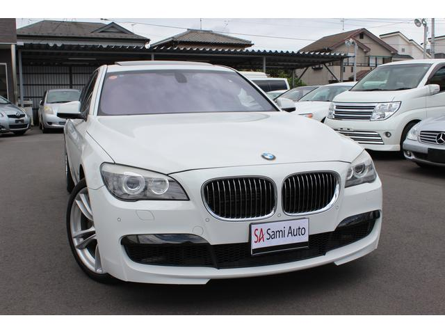 BMW 750i Mスポーツパッケージ サンルーフ 禁煙車 キーレス