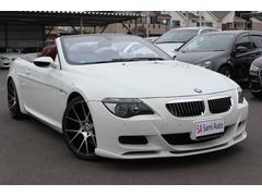BMW M6M6カブリオレ ETC 20インチAW