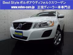 ボルボ XC60T5 LEセーフティP 黒革 HDD 1オナ 2012モデル