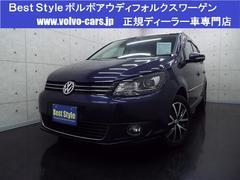 VW ゴルフトゥーランTSI ハイライン 純正ナビ DTV 1オナ 2015モデル