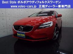 ボルボ V40D4モメンタム ディーゼルT HDD 1オナ 2017モデル