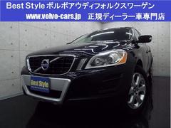 ボルボ XC60T5 LEスタイリングP 黒革 純HDD Bカメ 2011M