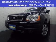 ボルボ XC903.2SE AWD 黒革 HDD DTV 1オナ 2010M