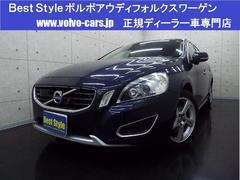 ボルボ V60ドライブeスタイリングP クリーム革 1オナ 2012モデル