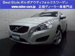 ボルボ V60ドライブeセーフティP クリーム革 HDD 2012モデル