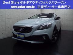 ボルボ V40クロスカントリーT5 AWD 本革 ガラスR 2014モデル
