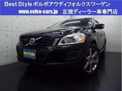 ボルボ XC60T6AWD SEセーフティP クリーム革 サンR 2012M