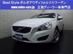 ボルボ V60ドライブeセーフティP 黒革 HDD ACC 2011モデル