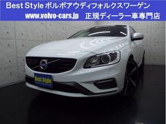 ボルボ V60D4Rデザインポールスター インテリ 1オナ 2016モデル