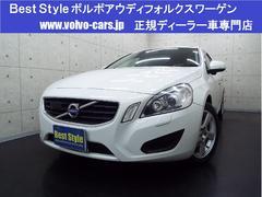 ボルボ V60ドライブeセーフティP 黒革 サンR HDD 2012モデル