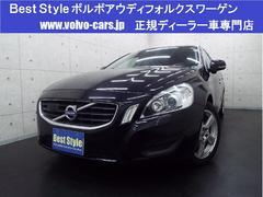 ボルボ V60ドライブeセーフティP 黒革 純HDD Bカメラ 2012M