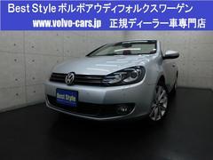 VW ゴルフカブリオレカブリオレ1.4 赤革 純ナビTV Bカメラ 2012モデル