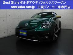 VW ザ・ビートル2.0Rライン 純正ナビ DTV 1オナ 2017後期モデル