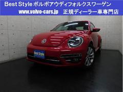 VW ザ・ビートルデザイン 純ナビ Bカメラ スマート 1オナ 2019モデル