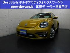 VW ザ・ビートルデザイン 純正ナビ DTV ETC 1オナ 2017モデル