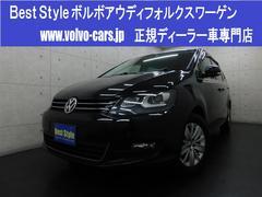 VW シャランTSI コンフォートラインブルーM ナビ Bカメ 2011M