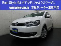 VW シャランTSIコンフォートラインブルーM ナビ Bカメラ 2012M