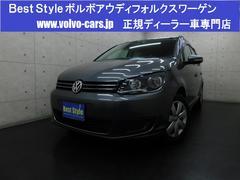 VW ゴルフトゥーランTSIコンフォートライン 純正ナビ Bカメラ 2014モデル
