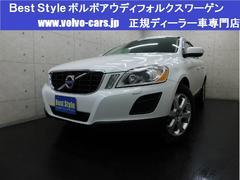 ボルボ XC60T5LEシティセーフティ黒革 純ナビ S&Bカメ 2011M