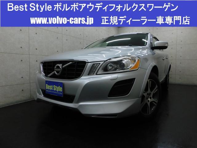 ボルボ T6AWD SE シティセーフティ 黒革 純ナビ 2011M