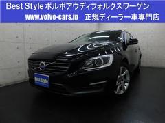V60T4SEセーフティpg 黒革 純ナビ 1オナ 2014モデル