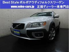 ボルボ XC703.2SE AWD 黒革 HDD 1オナ 2008モデル