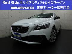 V40クロスカントリーT5AWDセーフティP 黒革 2014モデル