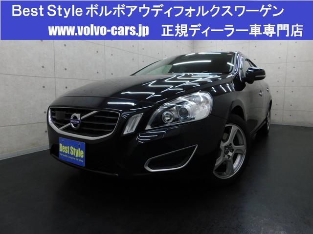 ボルボ V60 ドライブeセーフティP 黒革 サンR 1オナ 2012モデル