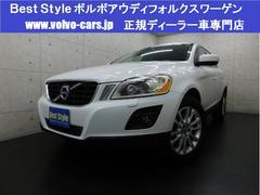 XC60T6SEAWDシティセーフティ 黒革 サンR 2010モデル