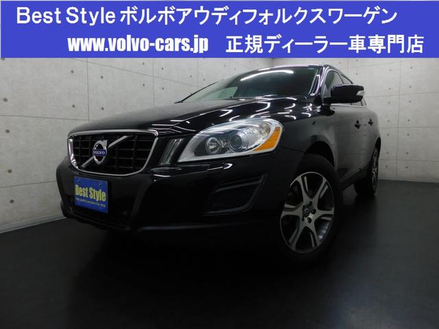ボルボ T6 SE AWD シティセーフティ 黒革 純HDD S&Bカメラ ETC キセノン 整備記録簿 2011モデル