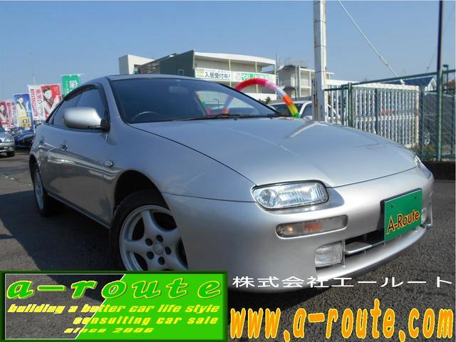 マツダ タイプR サンルーフ V6 FGKマフラー 5速 フォグ
