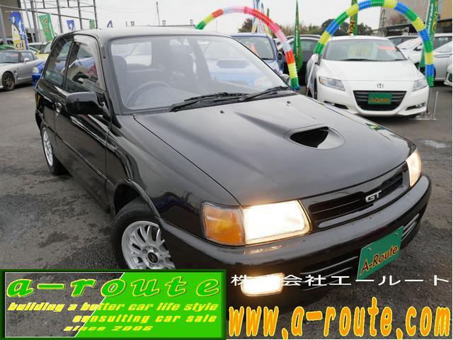 トヨタ GT 5速MT 2モードターボ ETC フォグ オートAC