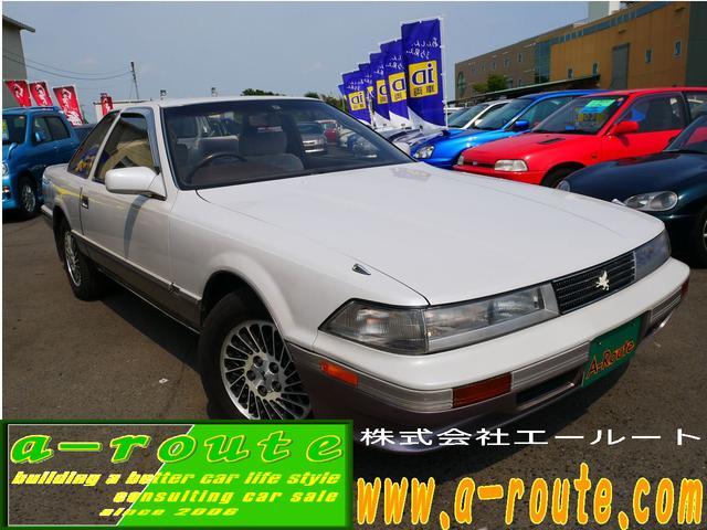トヨタ ソアラ 3.0GT 7Mターボ タイベル交換済 ノーマル車 後期型