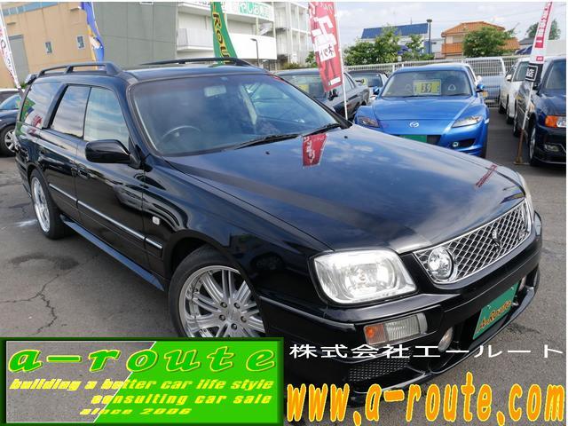 日産 25t RS FOUR V TEIN車高調 WORK18AW