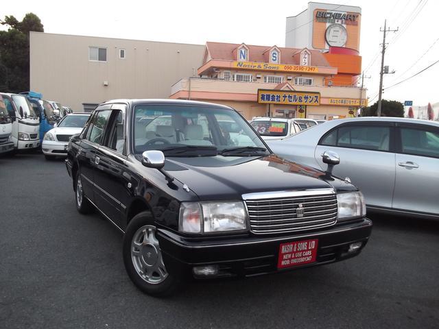 トヨタ スーパーデラックス キーレス ナビ ABS ETC