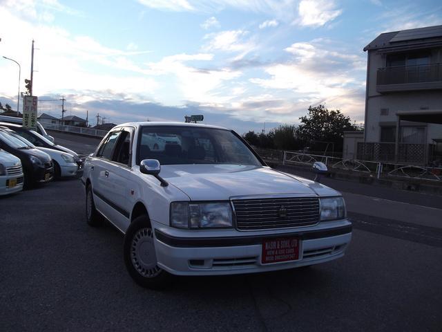 トヨタ クラウン スーパーデラックス
