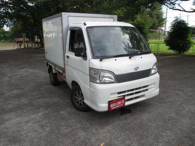 ダイハツ エアコン・パワステ スペシャル 冷蔵冷凍車