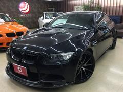 BMWM3クーペ MドライブPKG 6速マニュアル 右ハンドル