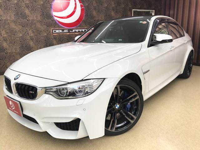 BMW M3 ワンオーナー  記録簿 ハーマンカードン フルセグ